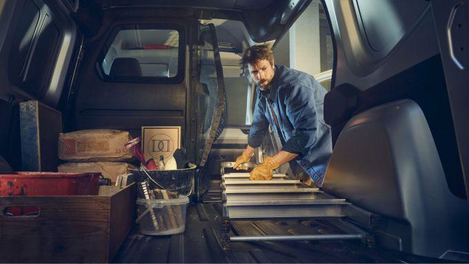 Renault LCV Show 2021: Open Sesame di nuovo Kangoo Van