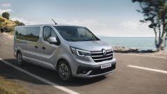 Renault LCV Show 2021: Trafic SpaceClass Escapade