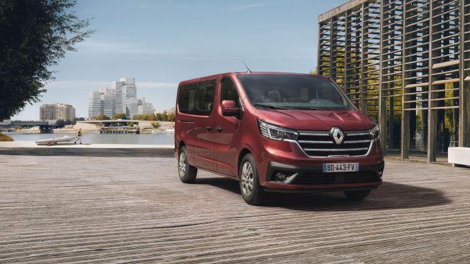 Renault LCV Show 2021: Trafic SpaceClass