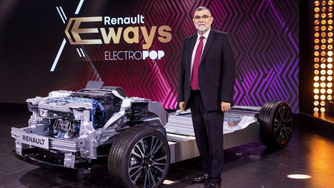 Renault: le strategie per l'elettrificazione del brand
