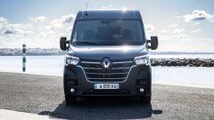 Renault Master 2019: dettaglio frontale