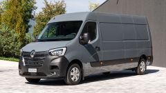 Renault Master 2019, il design è tutto nuovo