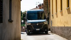 Renault Master 2019, il frontale