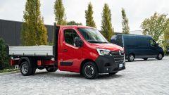 Renault Master 2019, il pianale