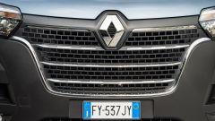 Renault Master 2019, la calandra