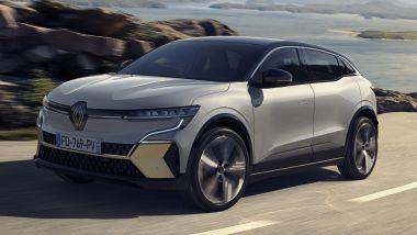 Renault Megane E-Tech Electric: ispirazione anche per nuova Kadjar?