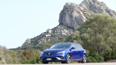 Renault Mégane E-Tech PHEV R.S. Line: buone prestazioni e bassi consumi per scoprire l'entroterra