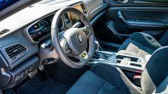 Renault Mégane E-Tech plug-in hybrid, gli interni