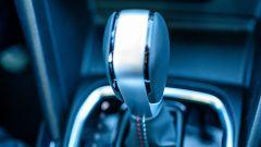 Renault Mégane E-Tech plug-in hybrid, la leva del cambio Multi-Mode