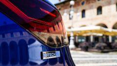 Renault Mégane E-Tech plug-in hybrid, le luci posteriori