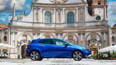 Renault Mégane E-Tech plug-in hybrid, vista laterale
