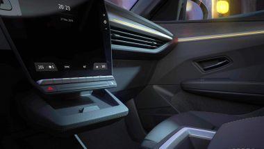 Renault Mégane E-Tech SUV: in abitacolo spazio a tecnologia e design