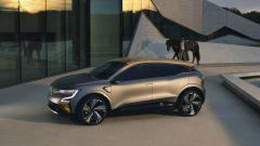Renault Megane eVision: motore elettrico da 217 CV