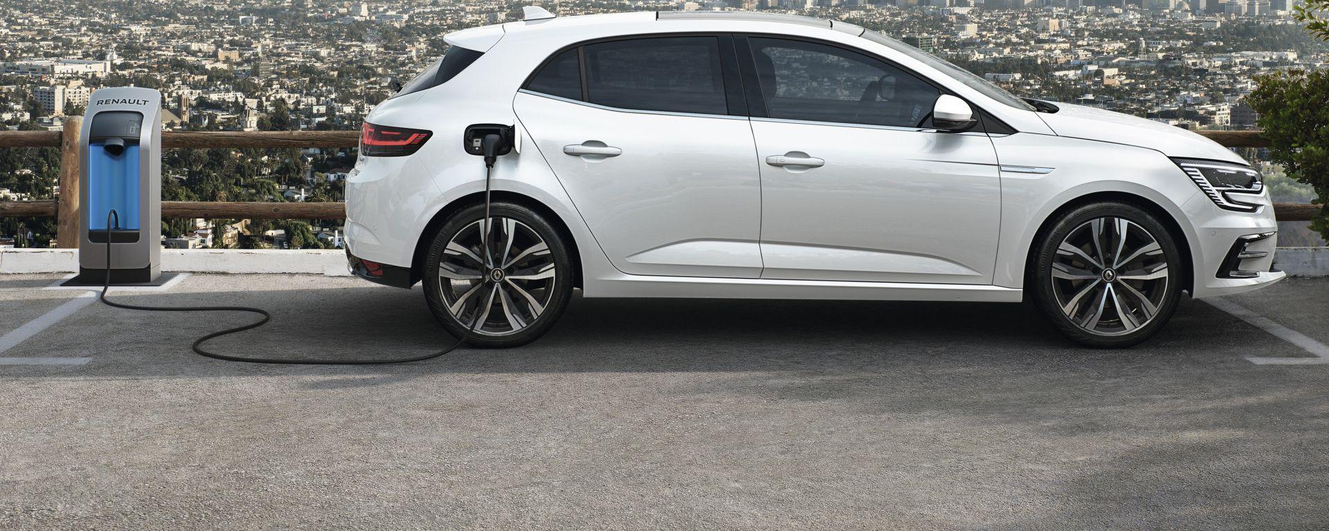 Renault Mégane Hatchback E-Tech