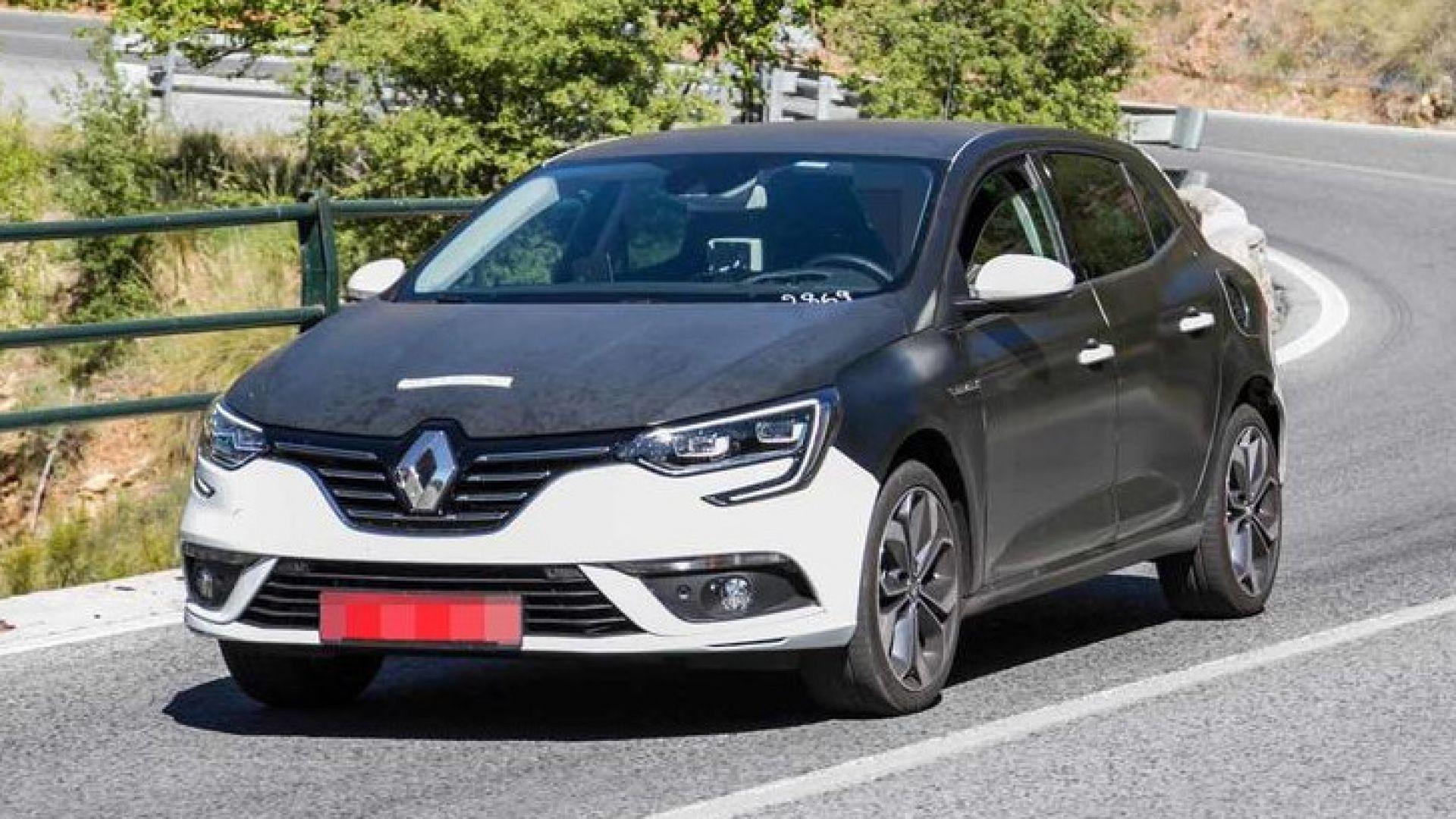 Renault Megane restyling 2020, arriva l'ibrido plug-in ...