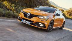 Renault Megane RS: la baionetta di Napoleone - Immagine: 1