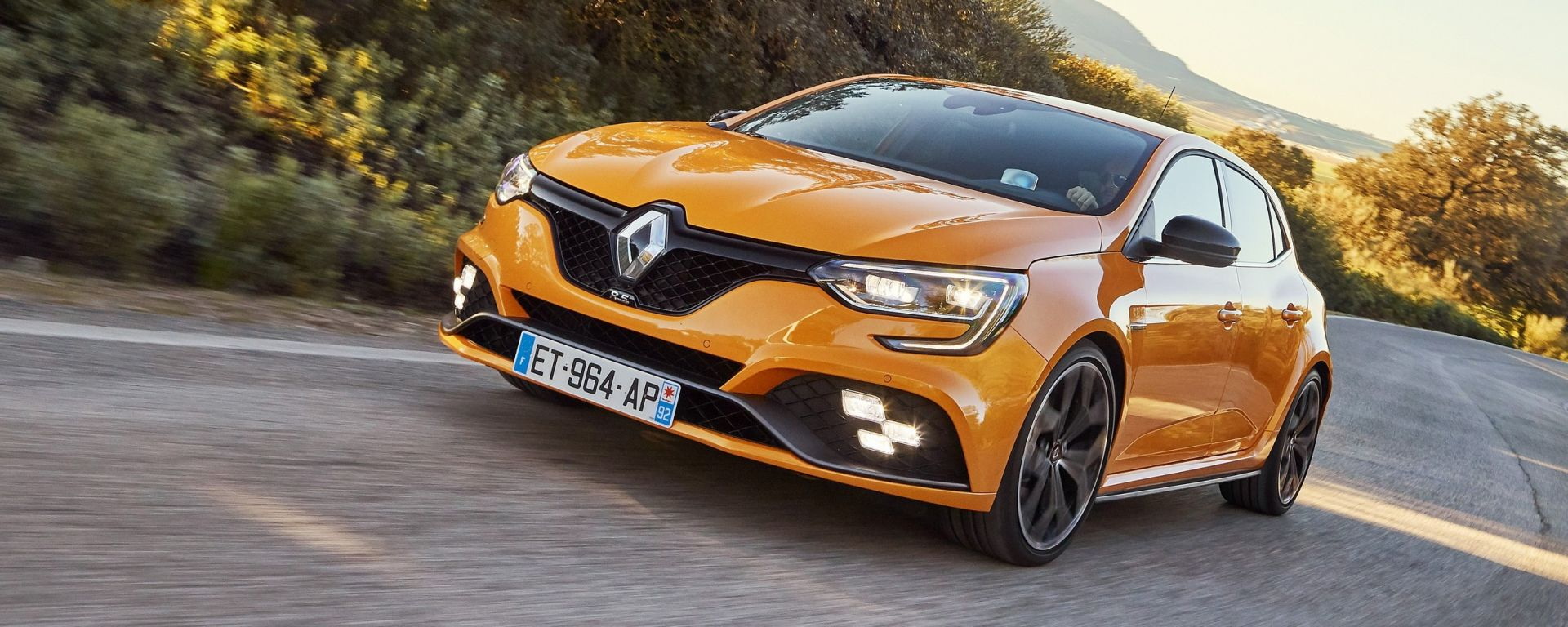 Renault Megane RS: la baionetta di Napoleone