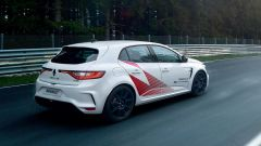 Renault Megane RS Trophy-R: il posteriore