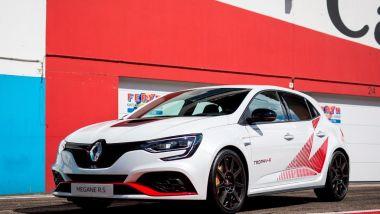 Renault Mégane RS Trophy-R: perfetta hot-hatch