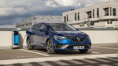 Renault Megane Sporter E-Tech 2021: 3/4 frontale