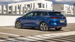 Renault Megane Sporter E-Tech 2021: 3/4 posteriore