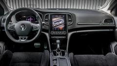Renault Megane Sporter E-Tech 2021: gli interni
