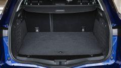 Renault Megane Sporter E-Tech 2021: il bagagliaio