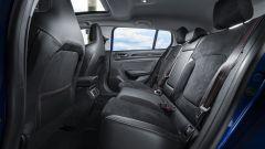 Renault Megane Sporter E-Tech 2021: il divanetto posteriore