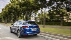 Renault Megane Sporter E-Tech 2021: il posteriore della familiare plug-in hybrid