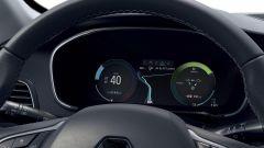 Renault Megane Sporter E-Tech 2021: il quadro strumenti digitale