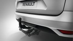 Renault Megane Sporter: gancio traino che scopare nel paraurti optional