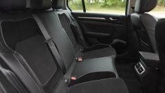 Renault Megane Sporter: il divano ospita 3 persone