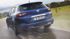 Renault Megane Sporter: la coda è compatta e sportiva