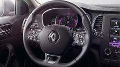 Renault Megane Sporter: la strumentazione ha uno schermo da 7 pollici
