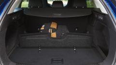 Renault Megane Sporter: pratico il separé per tenere fermi gli oggetti
