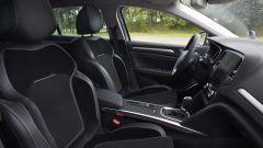 Renault Megane Sporter: sedili avvolgenti e finiture curate