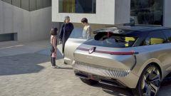 Renault Morphoz dettaglio posteriore