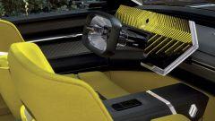 Renault Morphoz, il megaschermo OLED a scomparsa da 80 cm Livingscreen