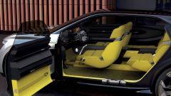 Renault Morphoz, interni futuristici