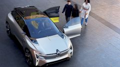 Renault Morphoz portiere aperte