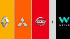 Renault-Nissan, accordo con Waymo su guida autonoma. E con FCA?