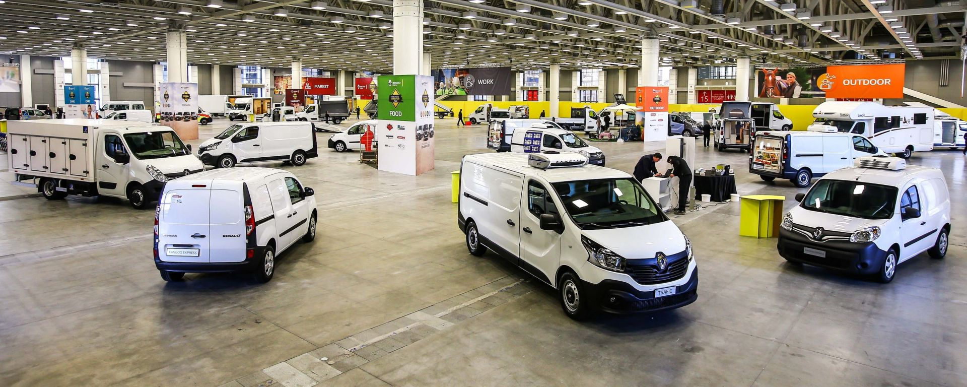 Renault Pro+ Business Booster Tour 2016