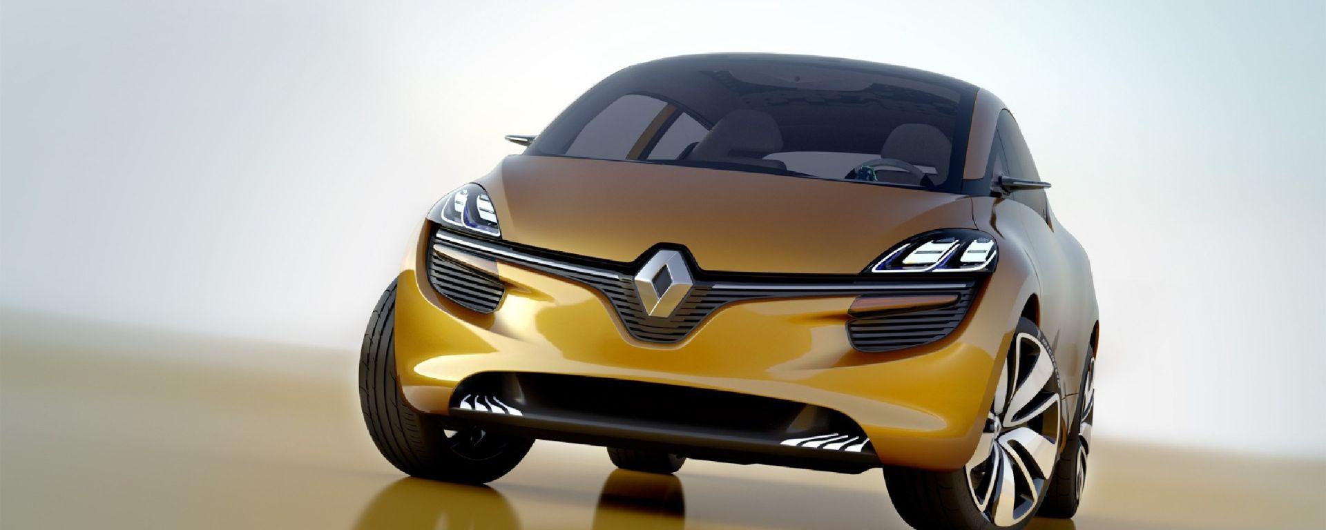 Le nuove foto in HD della Renault R-Space concept