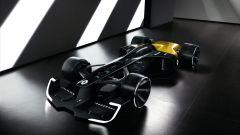 Renault R.S. 2027 Vision: secondo la Losanga le monoposto di Formula 1 tra 10 anni saranno così