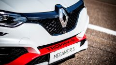 Renault RS Trophy-R: calandra anteriore