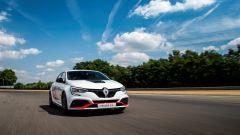 Renault RS Trophy-R: dettaglio frontale