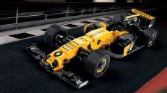 Renault RS17 fatta di Lego, il prodotto commerciale