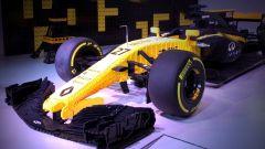 Renault RS17 fatta di Lego