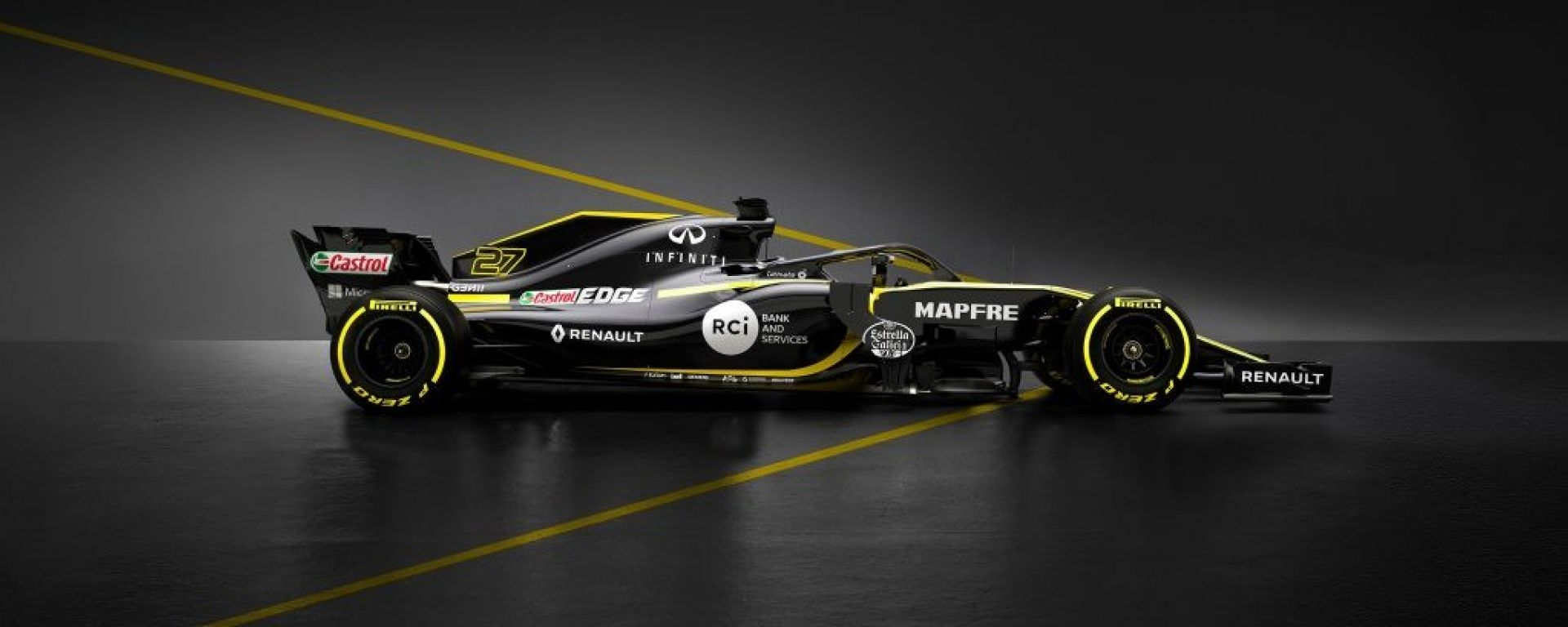 Renault RS18 - F1 2018