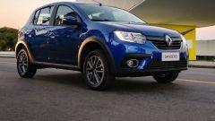 Renault Sandero (come viene commercializzata in alcuni mercati)